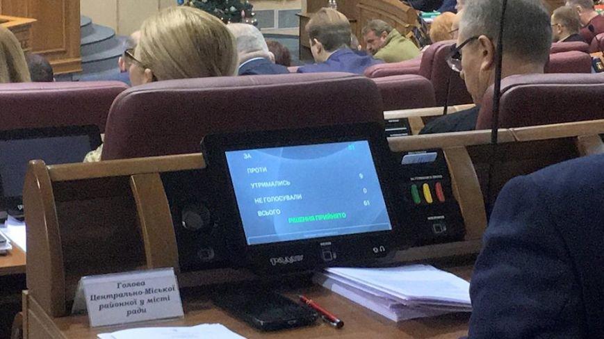 """В Кривом Роге проходит """"бюджетная"""" сессия городского совета (ФОТО), фото-5"""