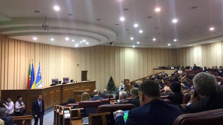 """В Кривом Роге проходит """"бюджетная"""" сессия городского совета (ФОТО), фото-3"""