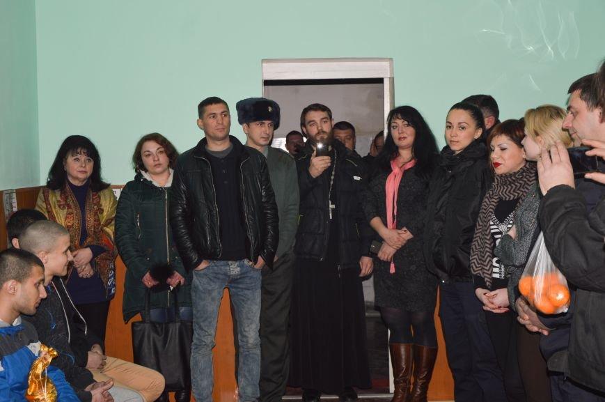 На Днепропетровщине подарки от Святого Николая передали несовершеннолетним правонарушителям (ФОТО), фото-5