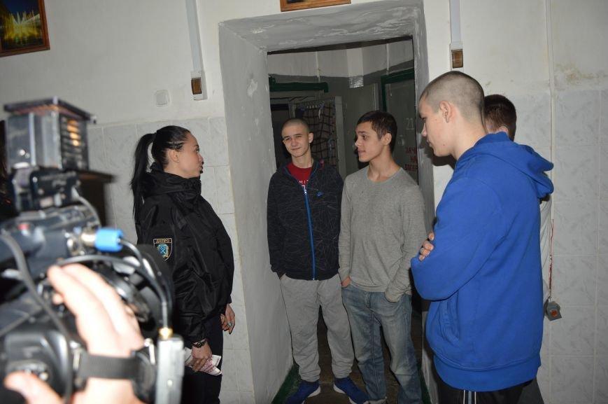 На Днепропетровщине подарки от Святого Николая передали несовершеннолетним правонарушителям (ФОТО), фото-1