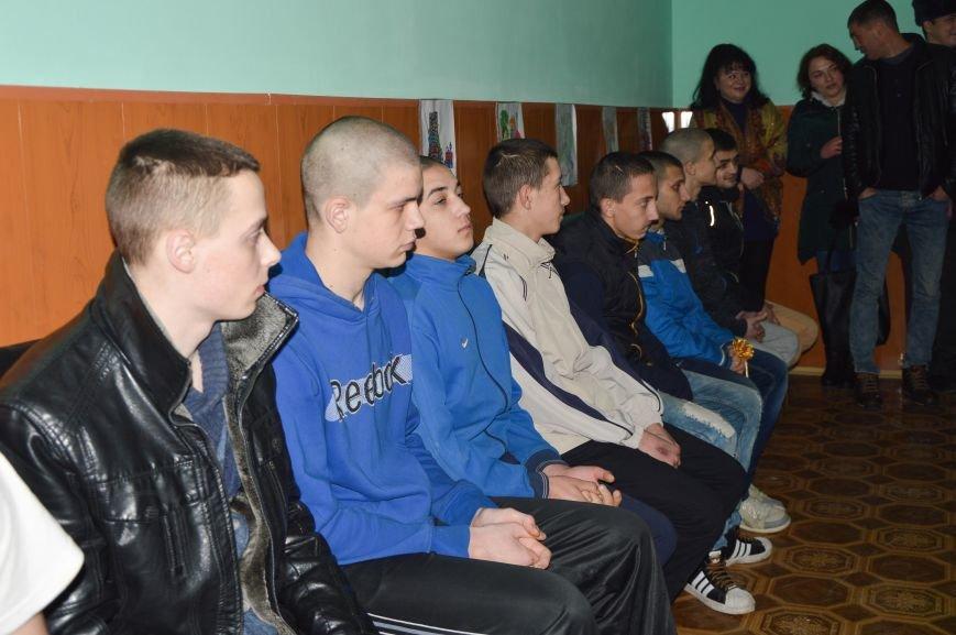 На Днепропетровщине подарки от Святого Николая передали несовершеннолетним правонарушителям (ФОТО), фото-7