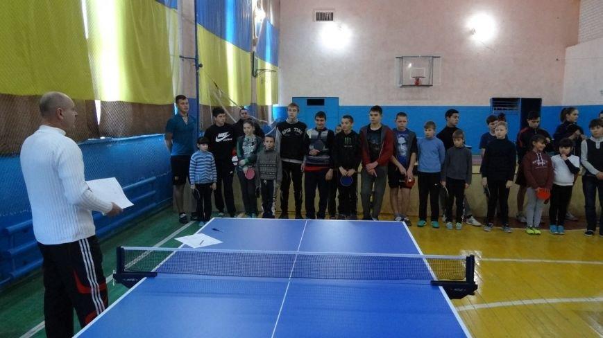 Мелитопольские девочки лучше всех играют в настольный теннис, фото-2