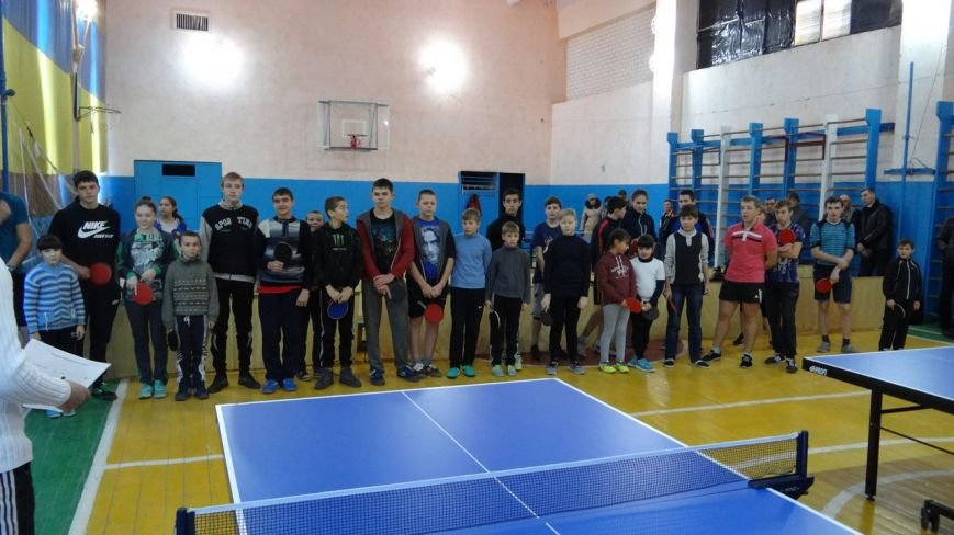 Мелитопольские девочки лучше всех играют в настольный теннис, фото-3