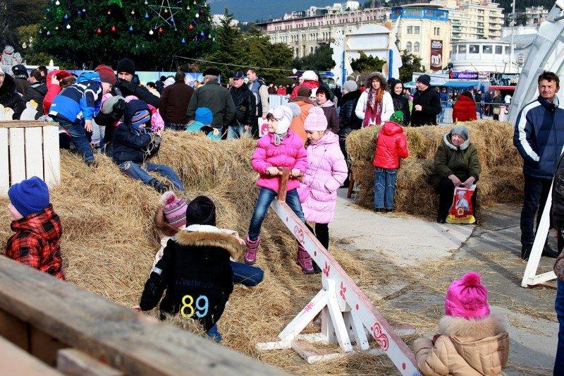 фото видео ялта фото рождественские гуляния ухаживать