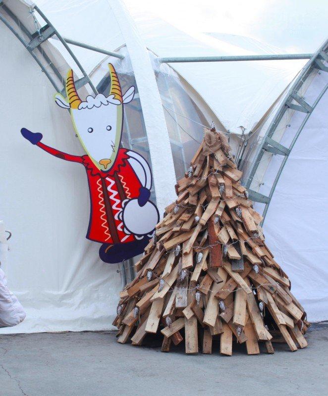 Самый большой павильон на ялтинских «Рождественских гуляниях» займет территория детских развлечений, фото-3