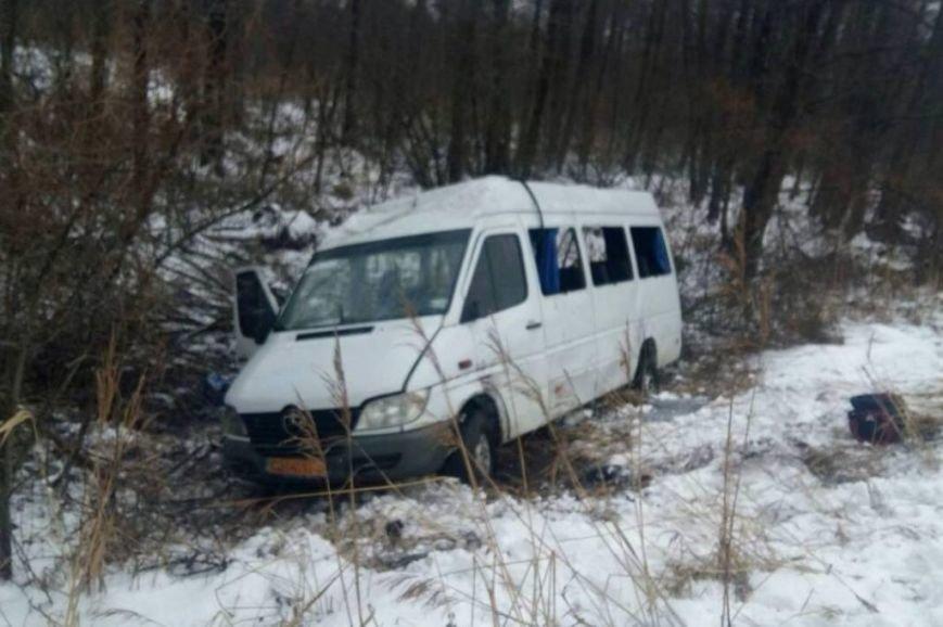 В Черниговской области в ДТП пострадало 18 пассажиров маршрутки, фото-2