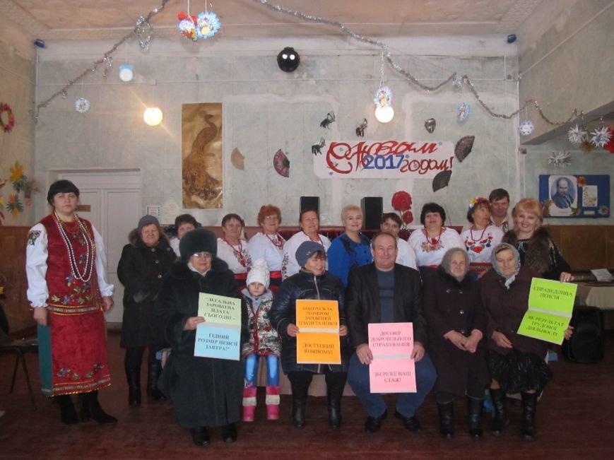 Жители села Владимировка хотят увековечить имя своего земляка, фото-1