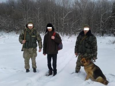 Закарпатські прикордонники врятували громадянина Чехії, який заблукав у горах і сильно змерз: фото, фото-1