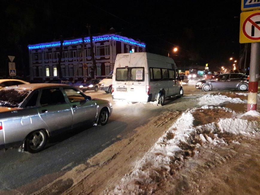 В центре Ульяновска случилась авария. ФОТО, фото-2
