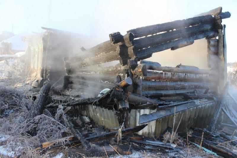 Жительница Ульяновской области спаслась из пожара, но осталась без дома. ФОТО, фото-2