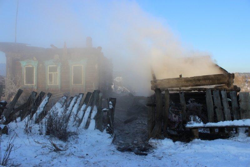 Жительница Ульяновской области спаслась из пожара, но осталась без дома. ФОТО, фото-3