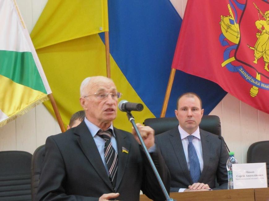 В Мелитополе под аплодисменты приняли бюджет-2017 (фото, видео), фото-4
