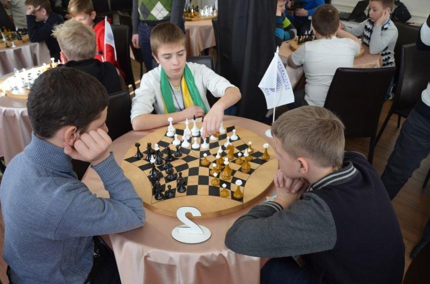 Мелитопольцы сыграли на детском фестивале по русским шахматам в Харькове (фото), фото-3