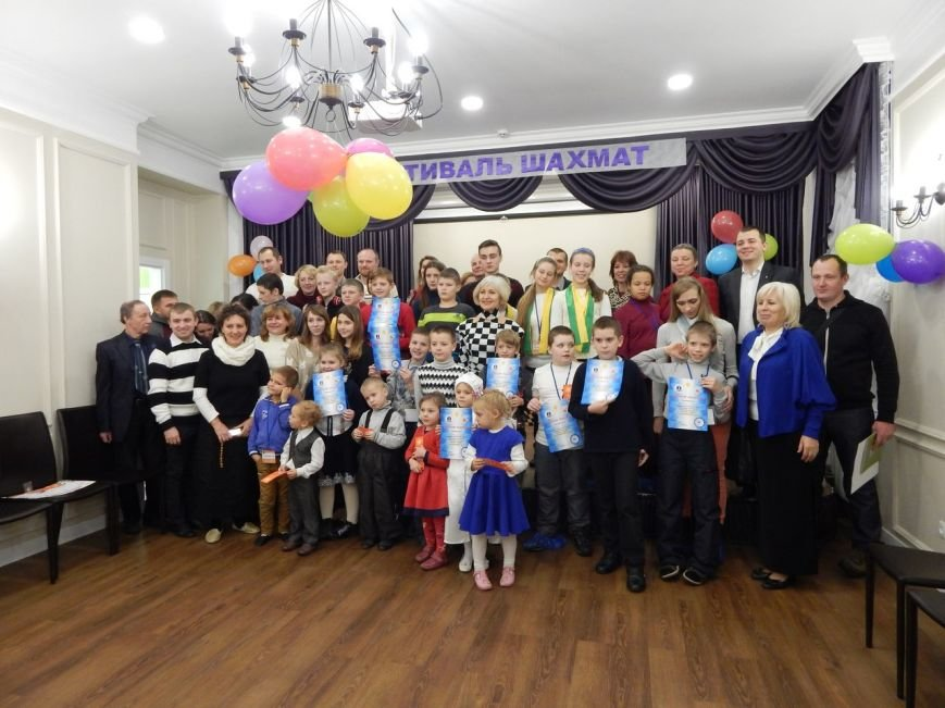 Мелитопольцы сыграли на детском фестивале по русским шахматам в Харькове (фото), фото-8