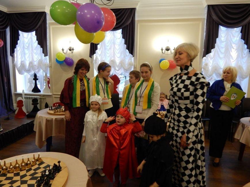Мелитопольцы сыграли на детском фестивале по русским шахматам в Харькове (фото), фото-4