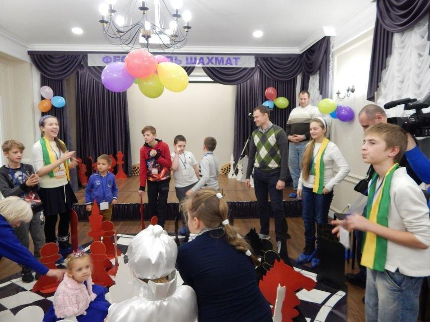 Мелитопольцы сыграли на детском фестивале по русским шахматам в Харькове (фото), фото-6