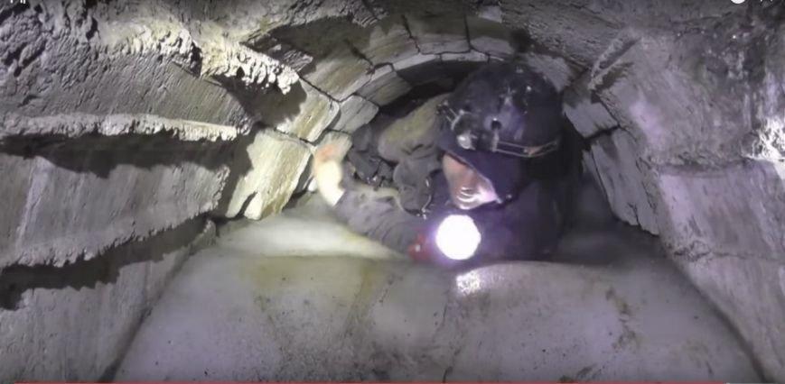 Ульяновцы побывали в дренажных каналах под волжским косогором. ФОТО, фото-6