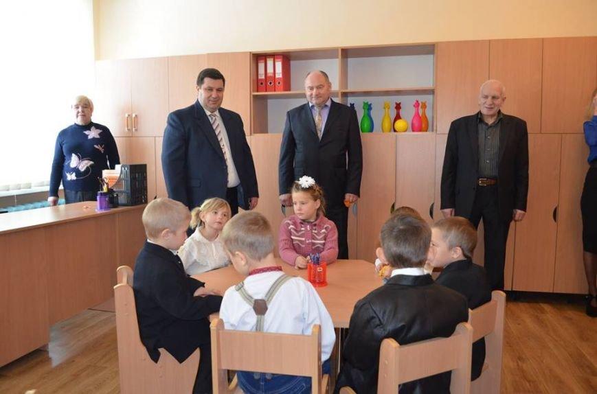 В Новоград-Волинському районі розпочав свою роботу ще один дитячий садочок, фото-5