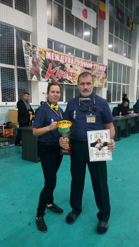 Криворожане привезли золото и серебро с Международного турнира по киокушин карате «FightersCup» (ФОТО,ВИДЕО), фото-4
