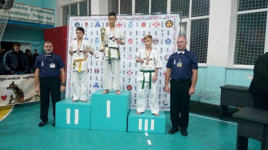 Криворожане привезли золото и серебро с Международного турнира по киокушин карате «FightersCup» (ФОТО,ВИДЕО), фото-1