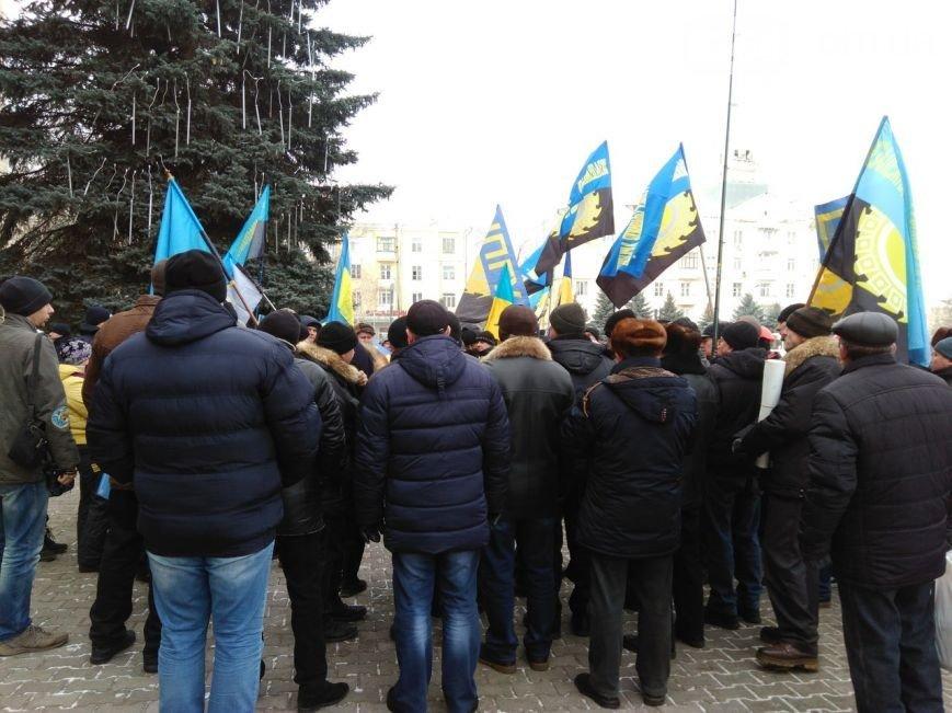 В Краматорске бастуют шахтёры, фото-2