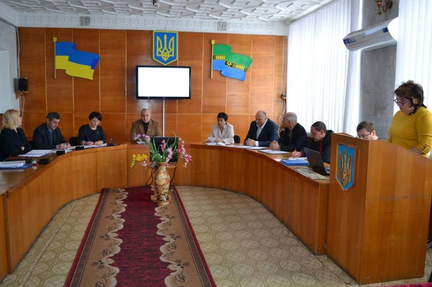 В здании Добропольской райгосадминистрации состоялось заседание коллегии, фото-1