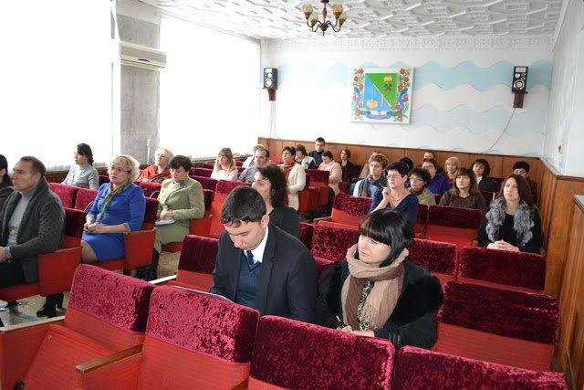 В здании Добропольской райгосадминистрации состоялось заседание коллегии, фото-2