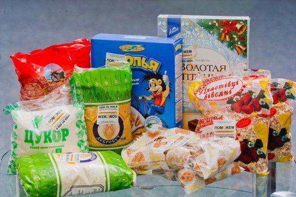 Жители Донбасса получают новогодние наборы от Штаба Рината Ахметова, фото-1