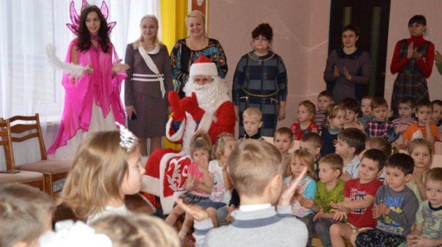 Генеральный директор АКХЗ поздравил воспитанников детсадов с новогодними праздниками (ФОТО), фото-2