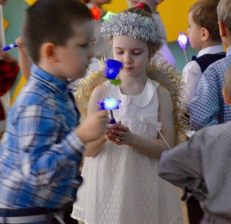 Генеральный директор АКХЗ поздравил воспитанников детсадов с новогодними праздниками (ФОТО), фото-4
