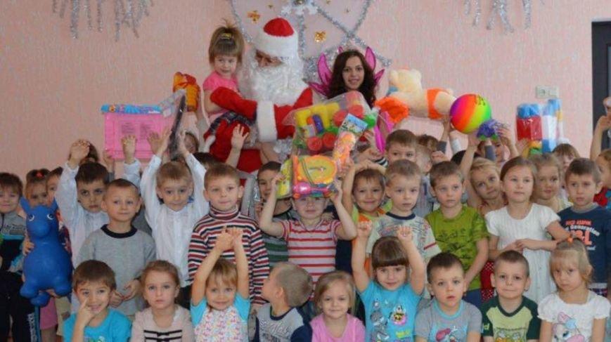 Генеральный директор АКХЗ поздравил воспитанников детсадов с новогодними праздниками (ФОТО), фото-1