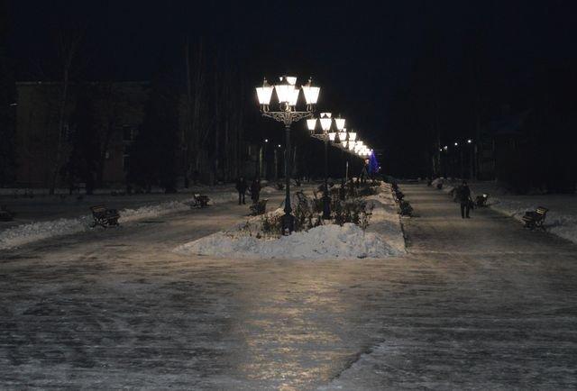 В Доброполье продолжают озеленять улицы, фото-2
