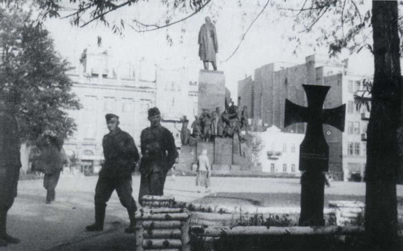 Харьков памятник Шевченко_2