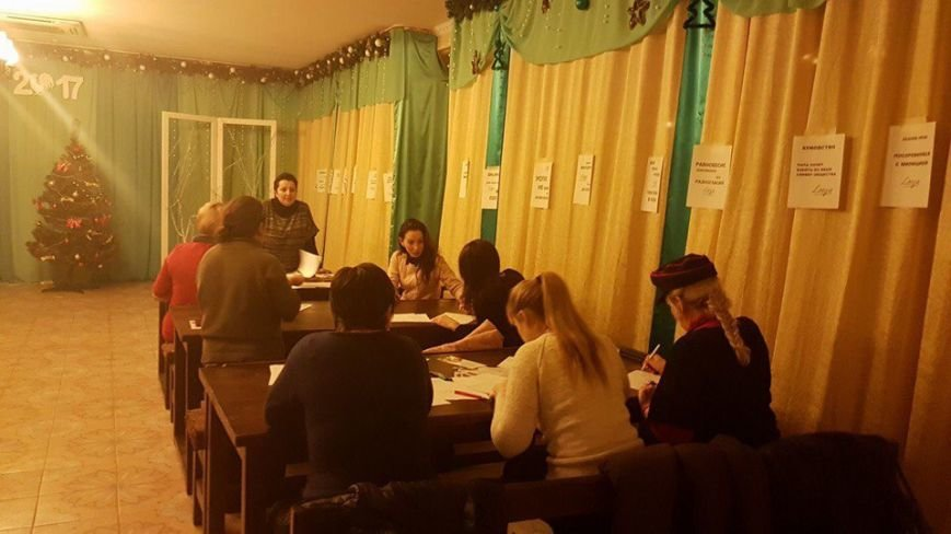 Участники интеллектуального клуба Loesje провели тренинг (фото), фото-1