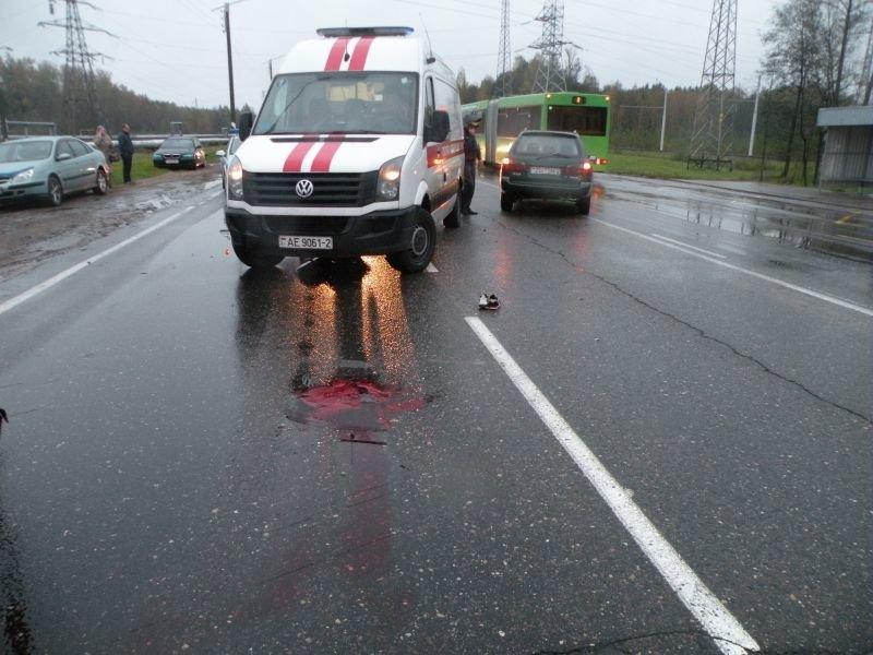Водитель, насмерть сбивший ребенка в промзоне Новополоцка, ехал с неисправными тормозами и превышал скорость, фото-1