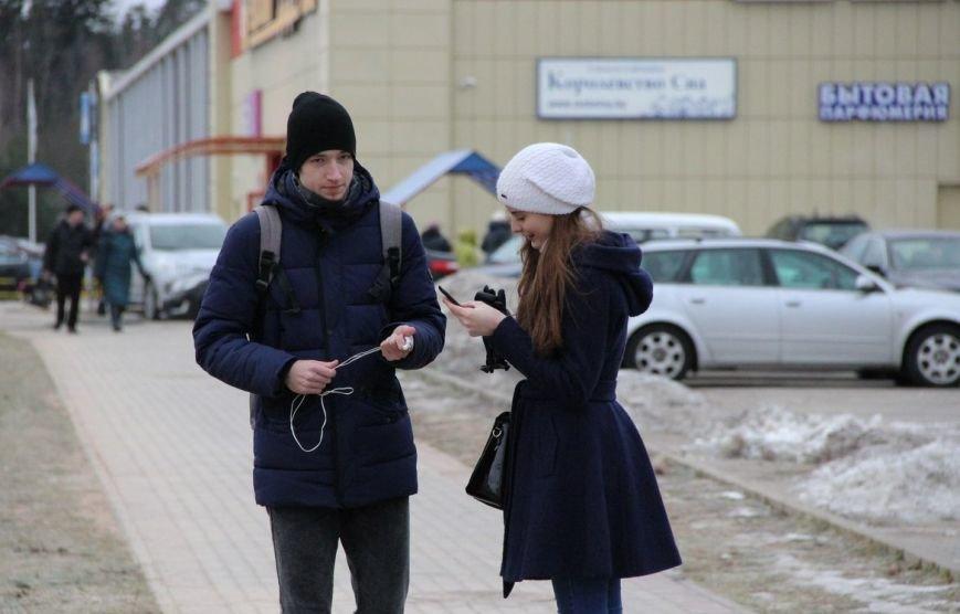 Тестируем новополочан: сколько прохожих поделились телефоном для важного звонка?, фото-5