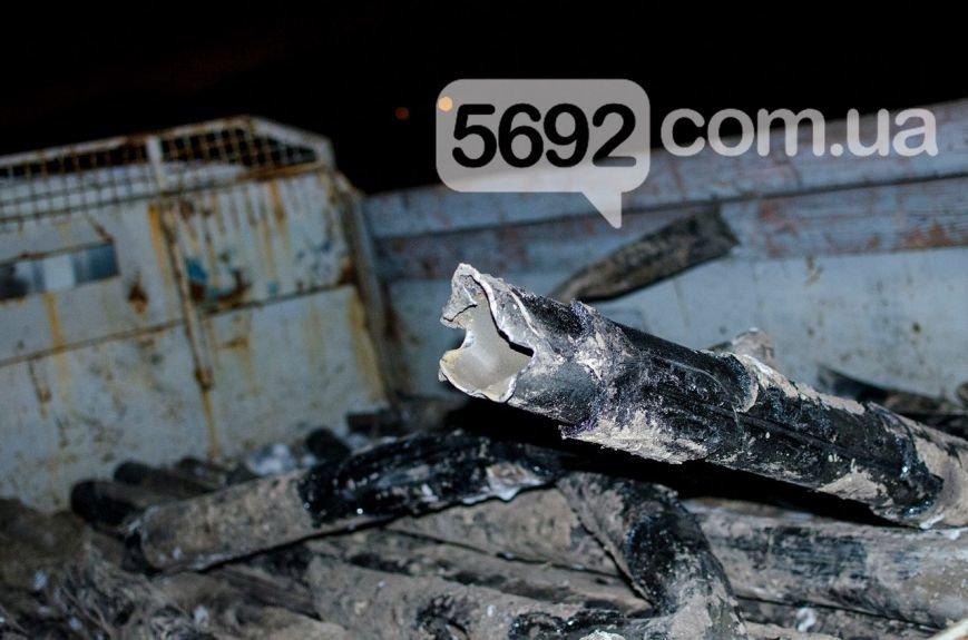 Владельцы поля в Каменском возмущены действиями неизвестных, которые выкапывают и вывозят металл, фото-8