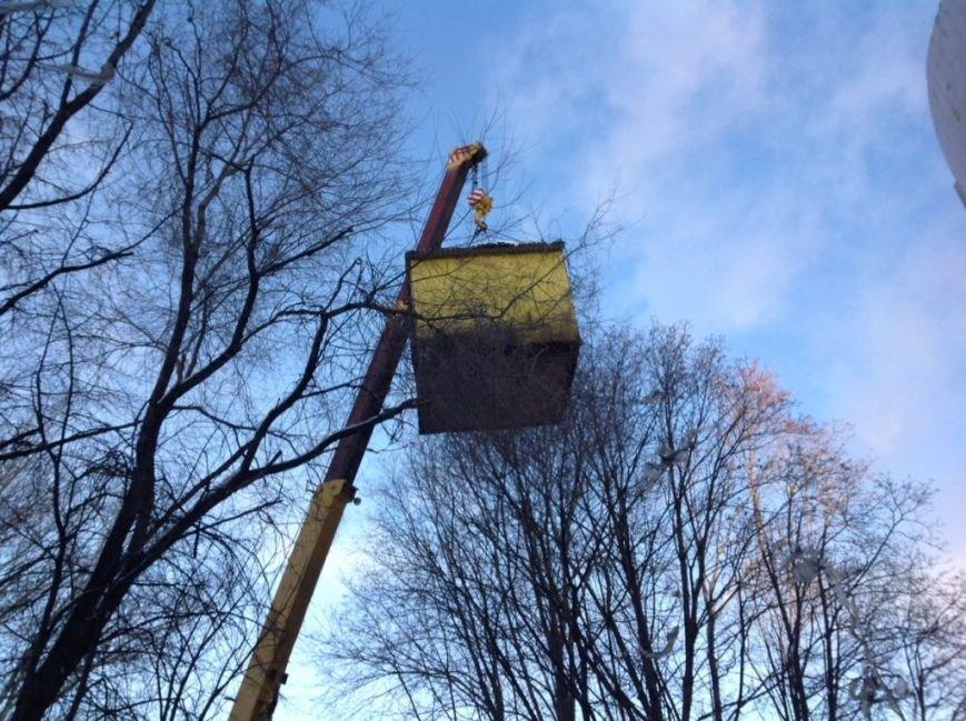 В Засвияжье вскрыли и демонтировали нелегальный киоск. ФОТО, фото-8