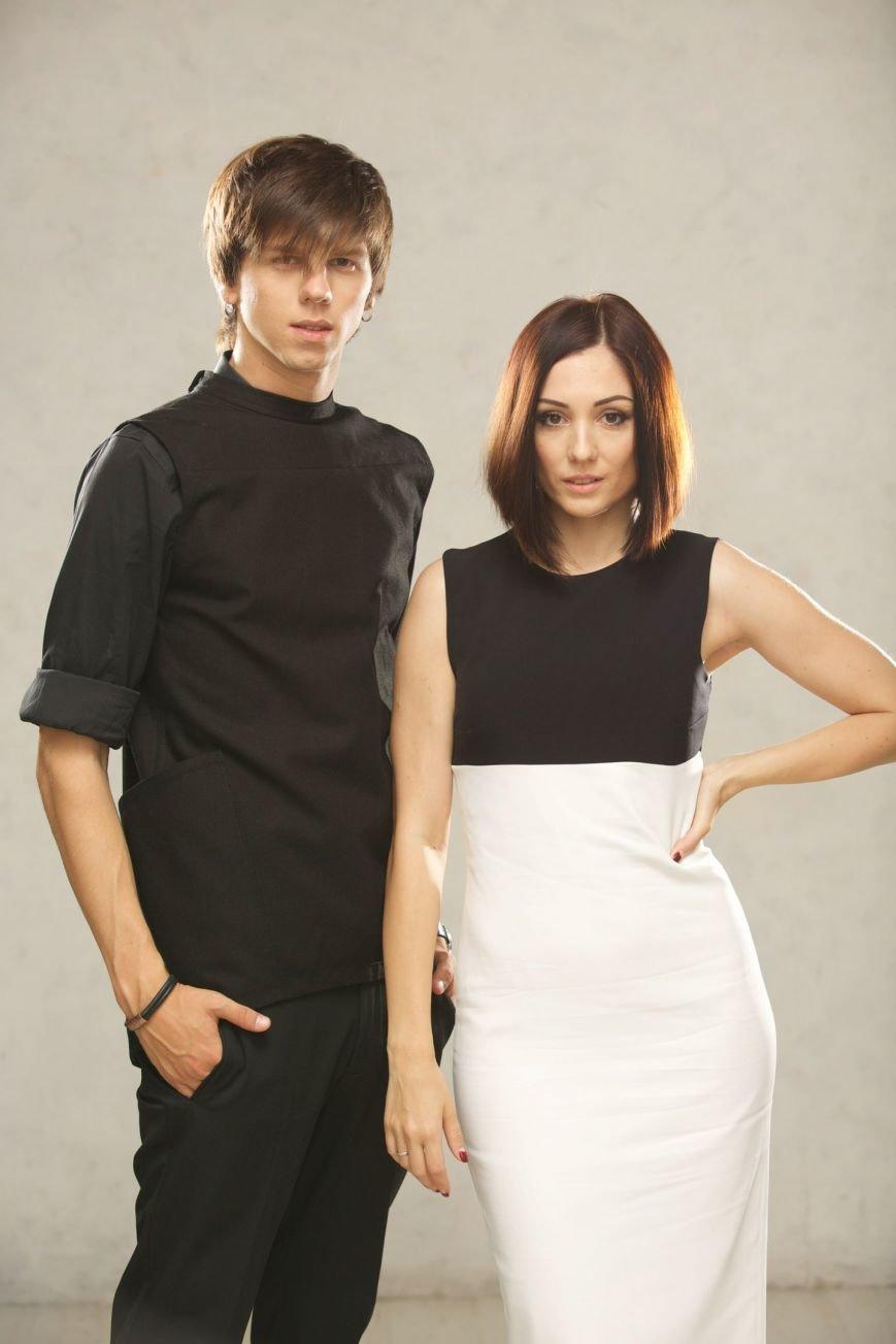 Александр Лещенко и Лина Верес