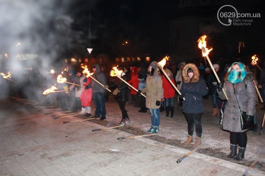 факельное шествие восточный январь