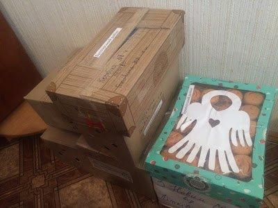 Допомога від жителів Броварщини: завтра до захисників у зону АТО відправиться колона з передноворічними подарунками, фото-1