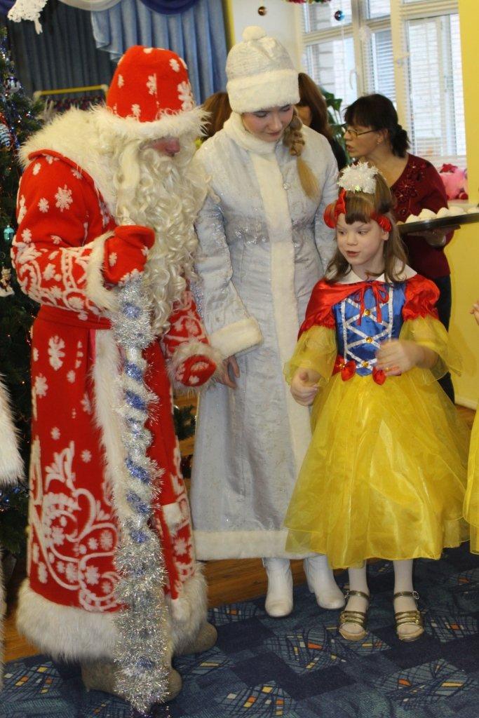 21 декабря Бобровский детский дом-интернат встречал гостей из Пскова, фото-1