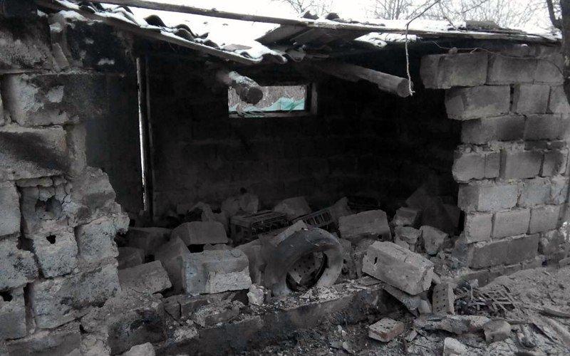 Авдеевка вновь страдает от обстрелов (ФОТО), фото-3