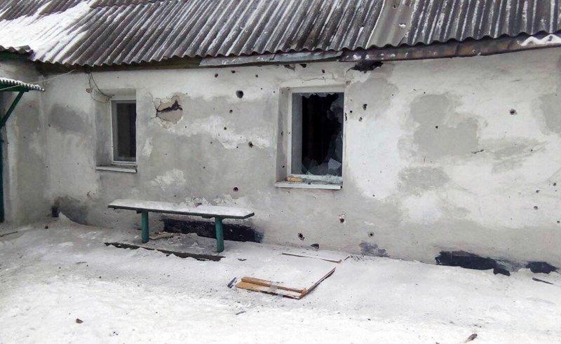 Авдеевка вновь страдает от обстрелов (ФОТО), фото-2