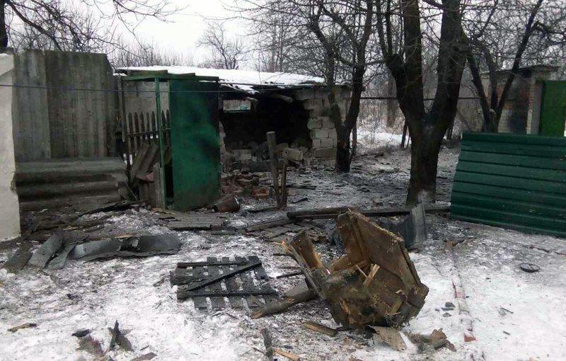 Авдеевка вновь страдает от обстрелов (ФОТО), фото-1