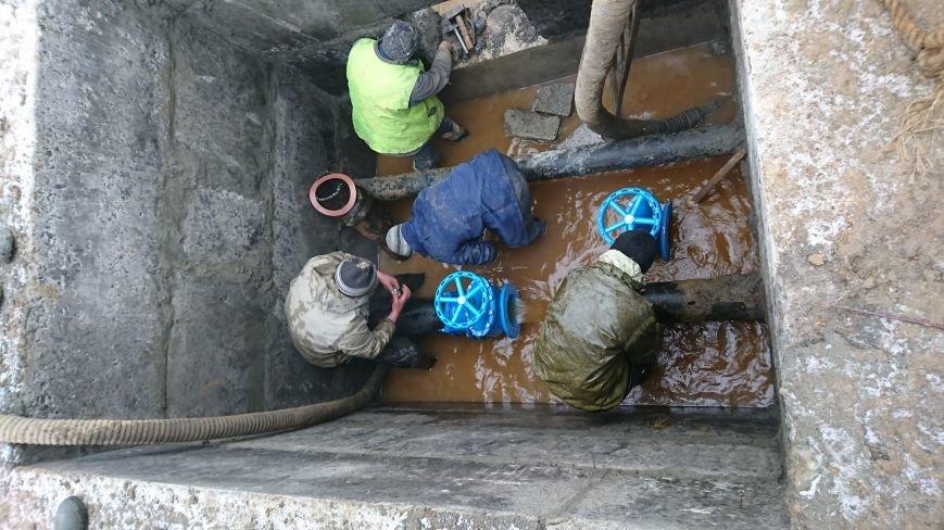 """""""Водоканал"""" завершив ремонтні роботи, у зв'язку із якими майже увесь Ужгород був без води, фото-1"""