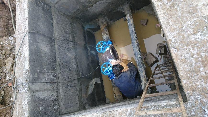 """""""Водоканал"""" завершив ремонтні роботи, у зв'язку із якими майже увесь Ужгород був без води, фото-3"""