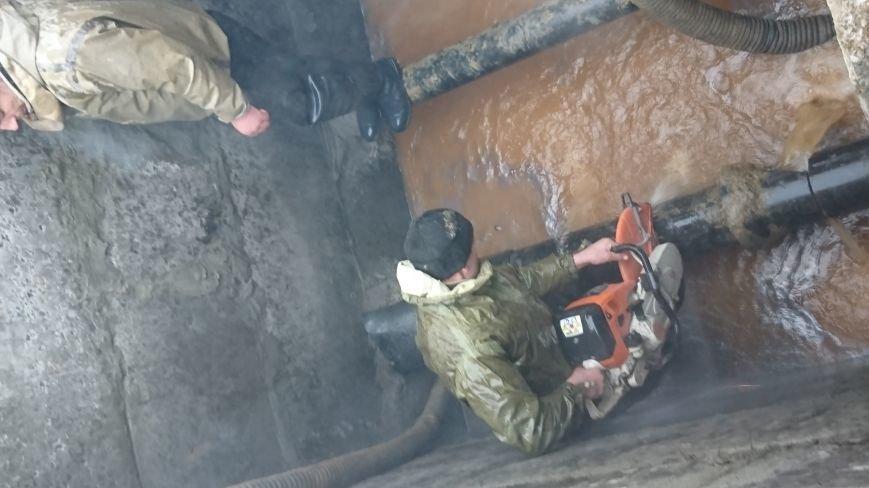 """""""Водоканал"""" завершив ремонтні роботи, у зв'язку із якими майже увесь Ужгород був без води, фото-4"""
