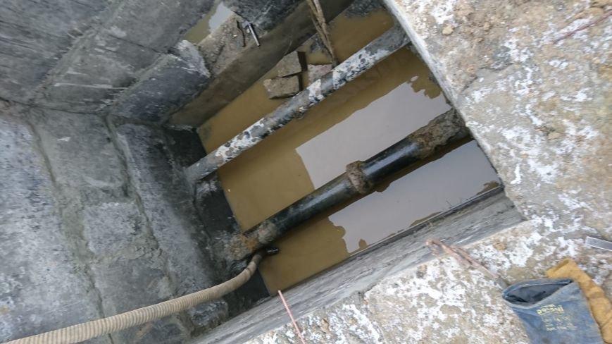 """""""Водоканал"""" завершив ремонтні роботи, у зв'язку із якими майже увесь Ужгород був без води, фото-5"""
