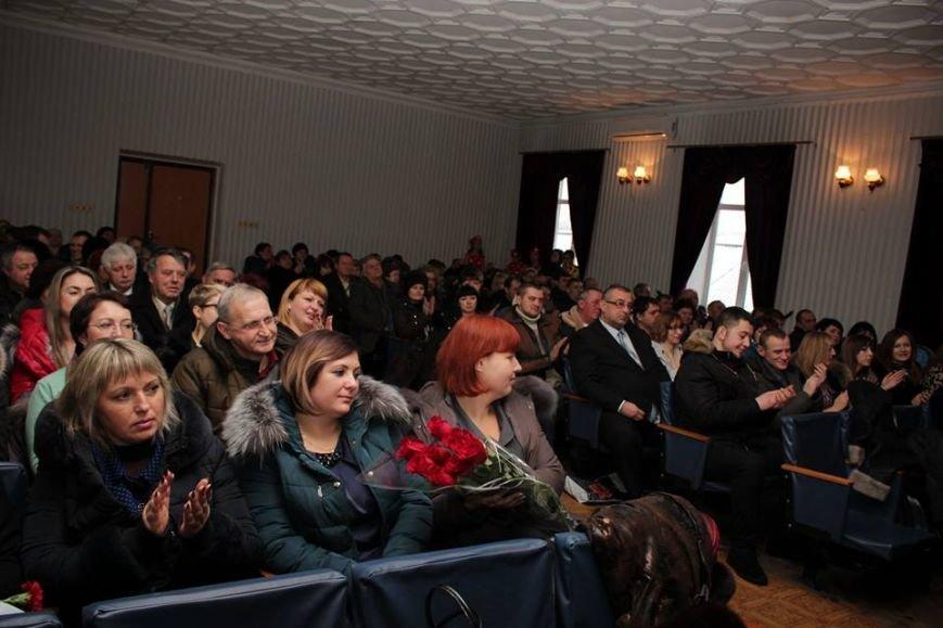 В Мирнограде энергетики торжественно отметили профессиональный праздник, фото-2